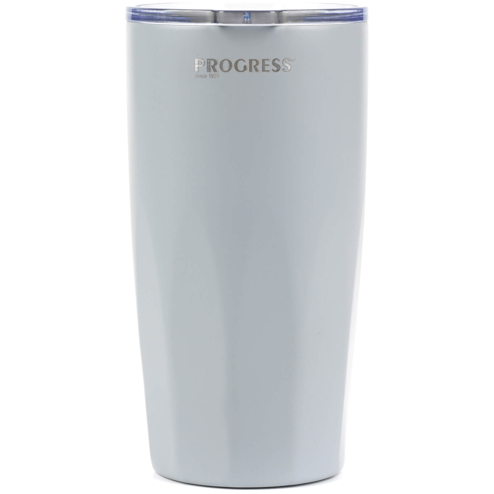 Progress Thermal Insulated Travel Cup with Lid 550ml - Grey