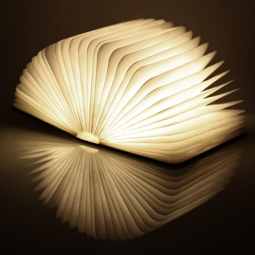 gingko led smart book light iwoot. Black Bedroom Furniture Sets. Home Design Ideas
