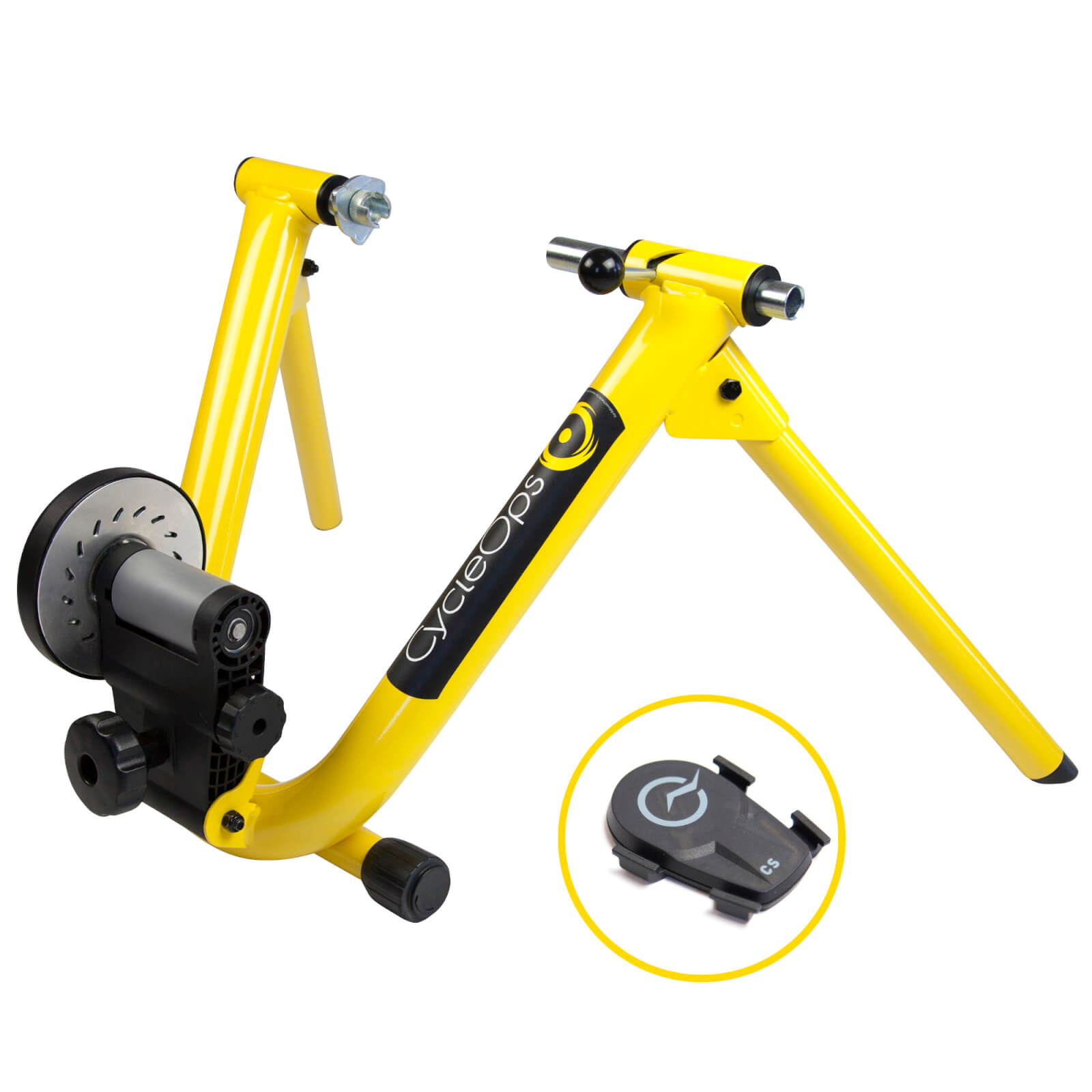 CycleOps Basic Mag Trainer with Sensor