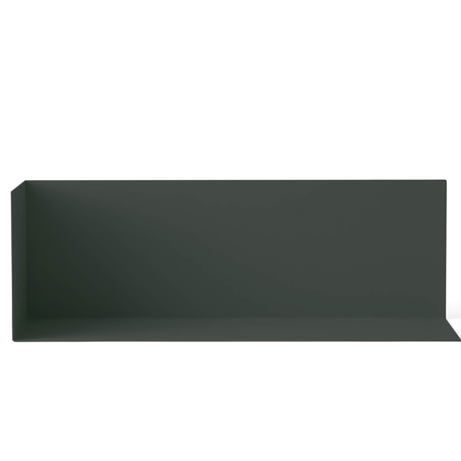 Menu Corner Divider - Large - Black