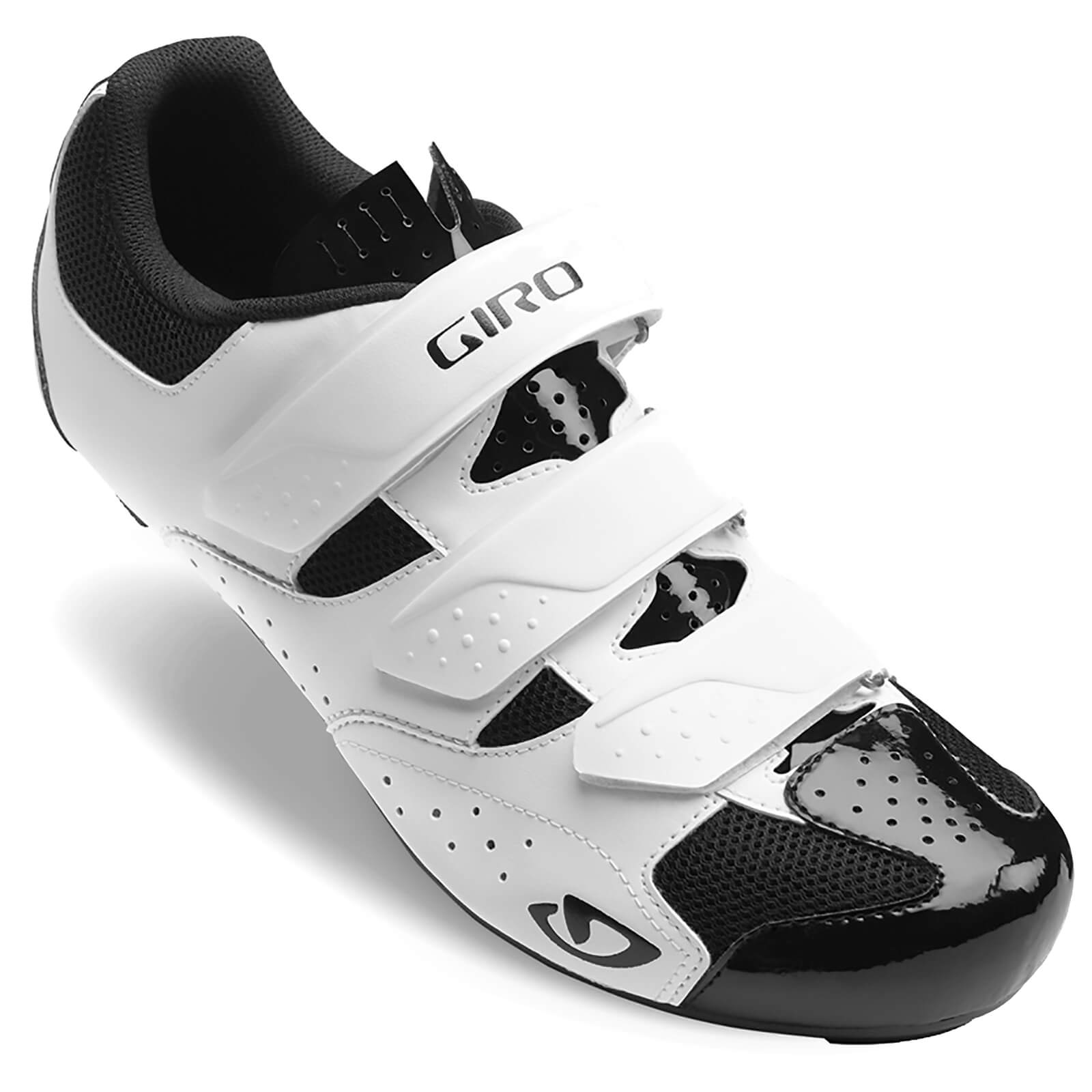 Giro Techne Road Cycling Shoes - White/Black