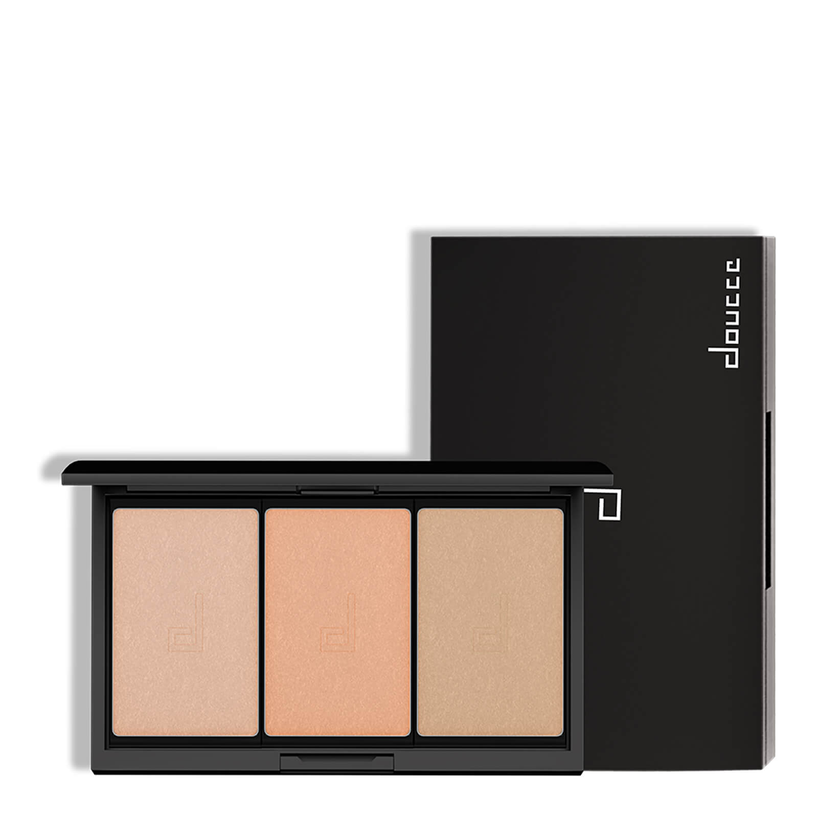 49d4ae471f4 doucce Freematic Highlighter Pro Palette - Glow Effect (3) 6.8g | Free  Shipping | Lookfantastic