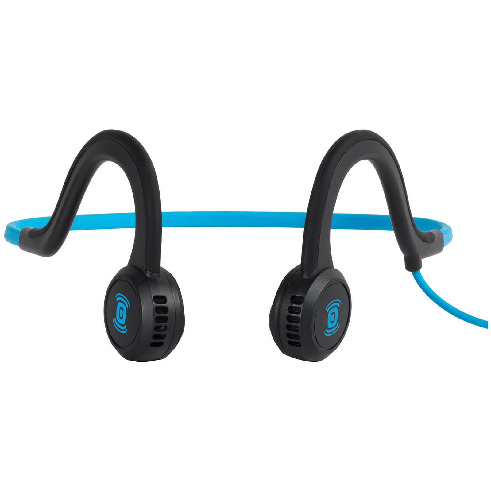 Aftershokz Sportz Titanium Headphones with Mic - Ocean
