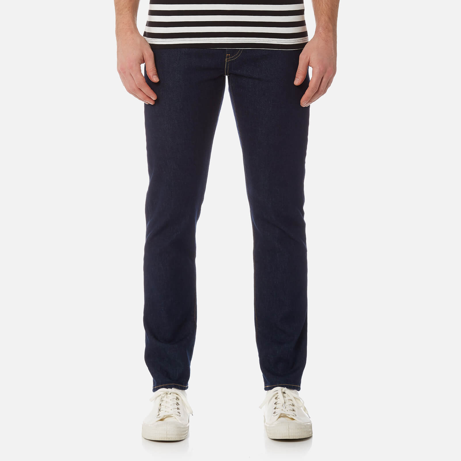 55fcf36b452 Levi's Men's 502 Regular Taper Jeans - Chain Rinse - Free UK Delivery over  £50
