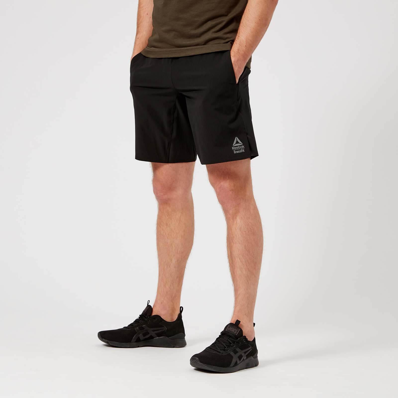 0c8ab59d28b8 Reebok Men s CrossFit Speed Pro Shorts - Black Sports   Leisure ...