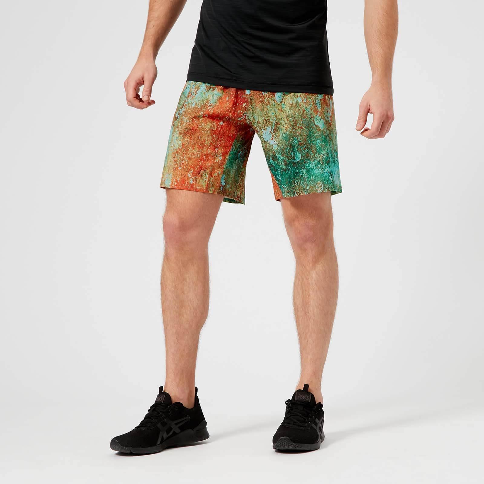 60c4bcfe6dc3 Reebok Men s CrossFit Speed Shorts - Turquoise Sports   Leisure ...