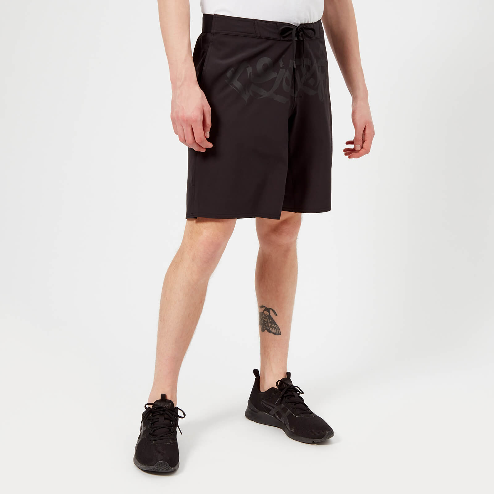 Reebok Men's CrossFit Super Nasty Base Shorts Black