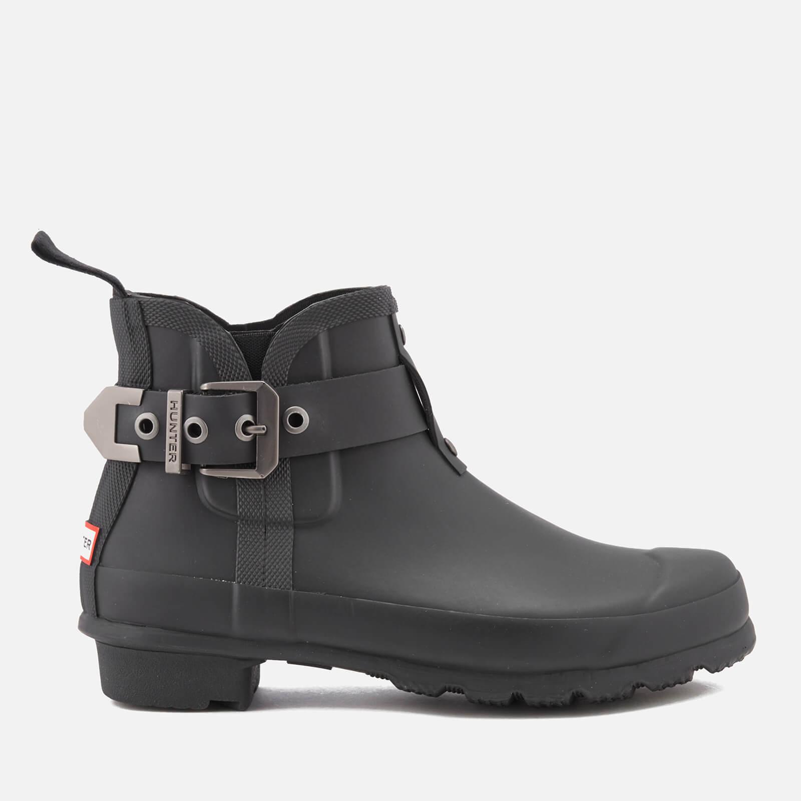 6292e01517e0 Hunter Women s Original Mercury Chelsea Boots - Black - Free UK Delivery  over £50