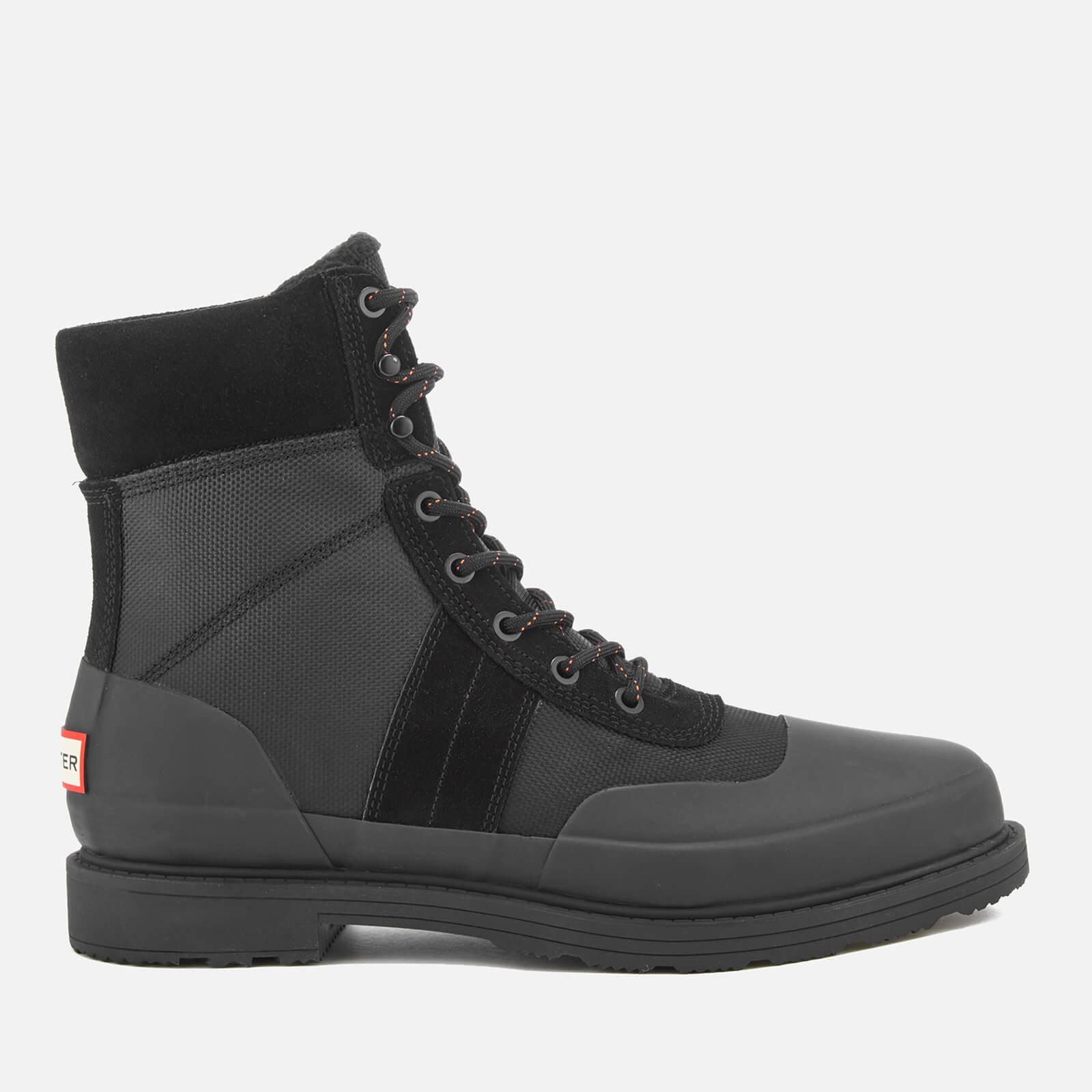 8fc20086224 Hunter Men's Original Insulated Commando Boots - Black