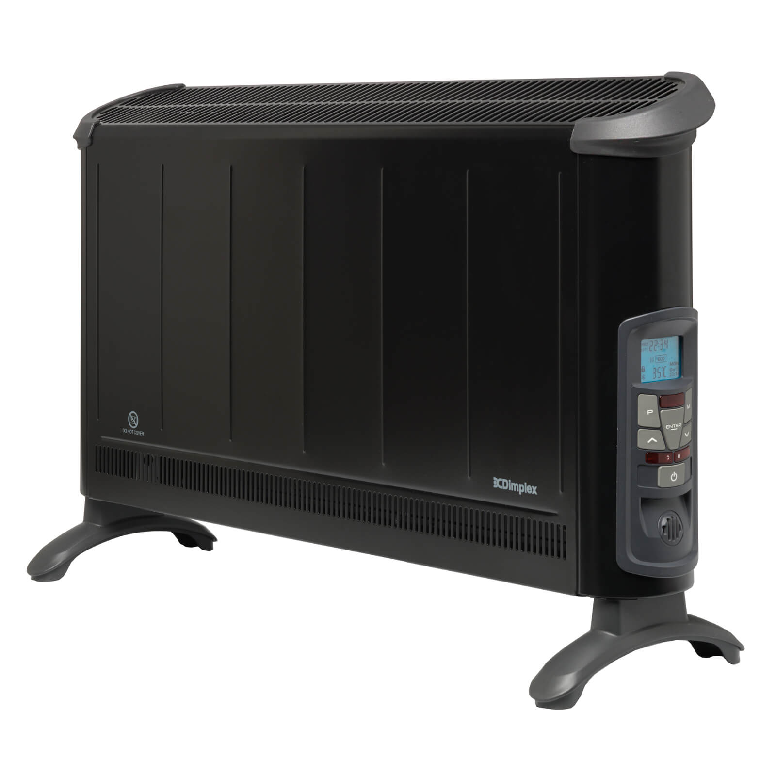 Dimplex 403BTB Convector Heater with Bluetooth - Black