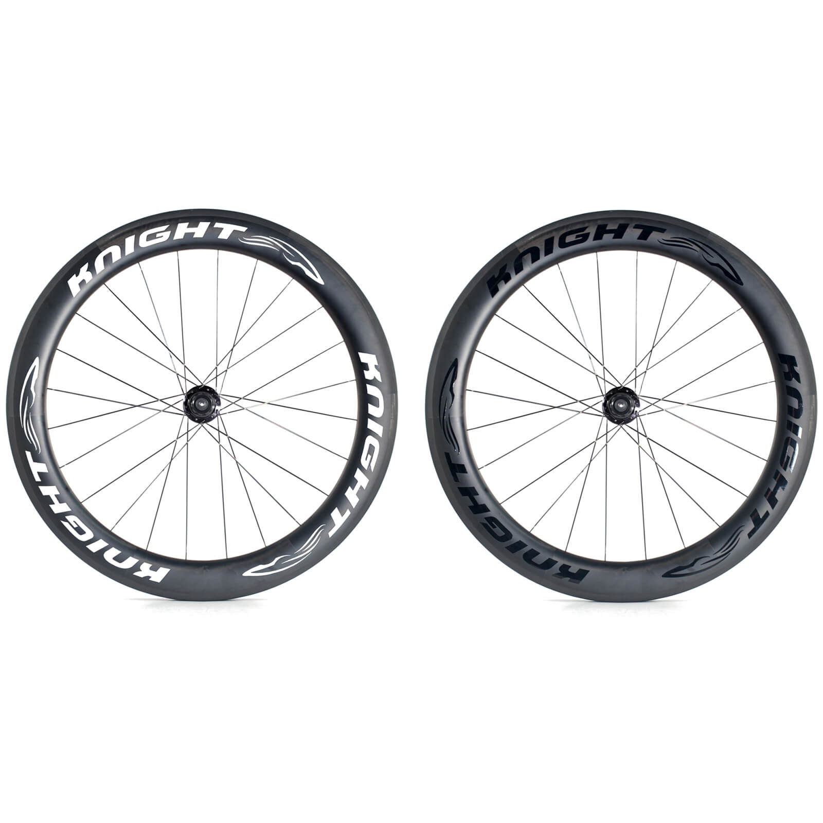 Knight Composites 65 Clincher Rear Wheel
