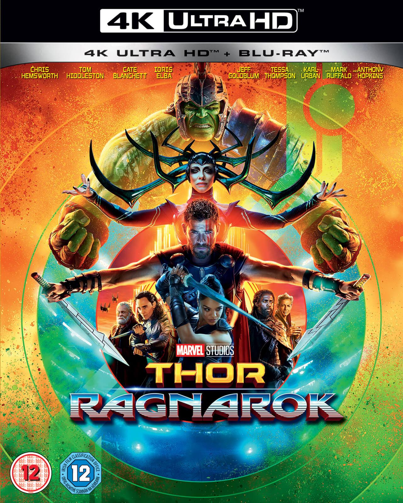 Thor Ragnarok Hd Filme
