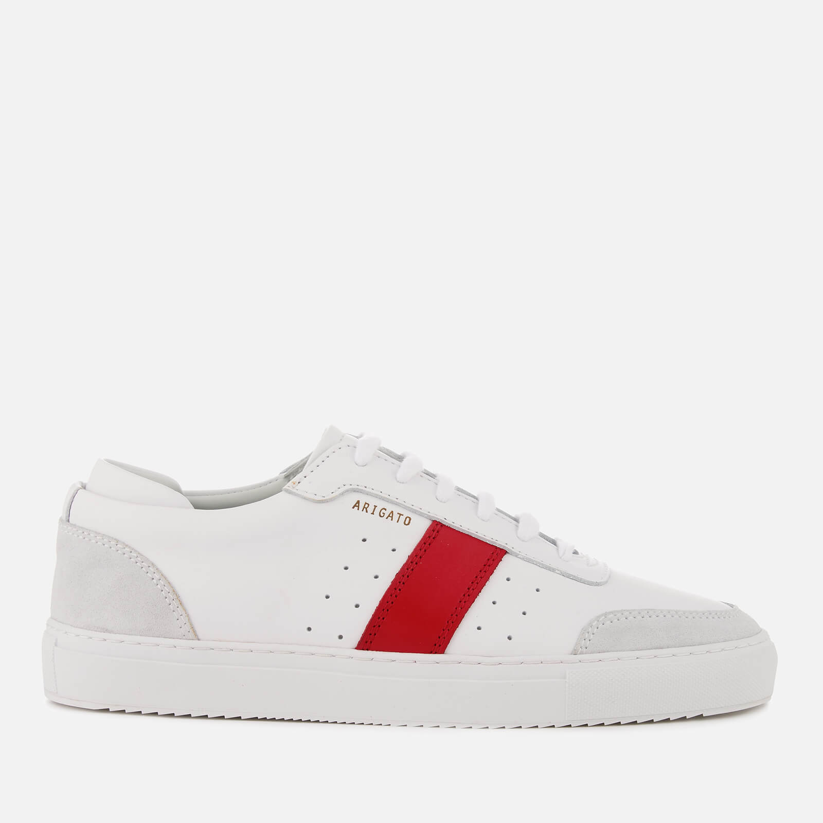 Dunk Leather Trainers - White