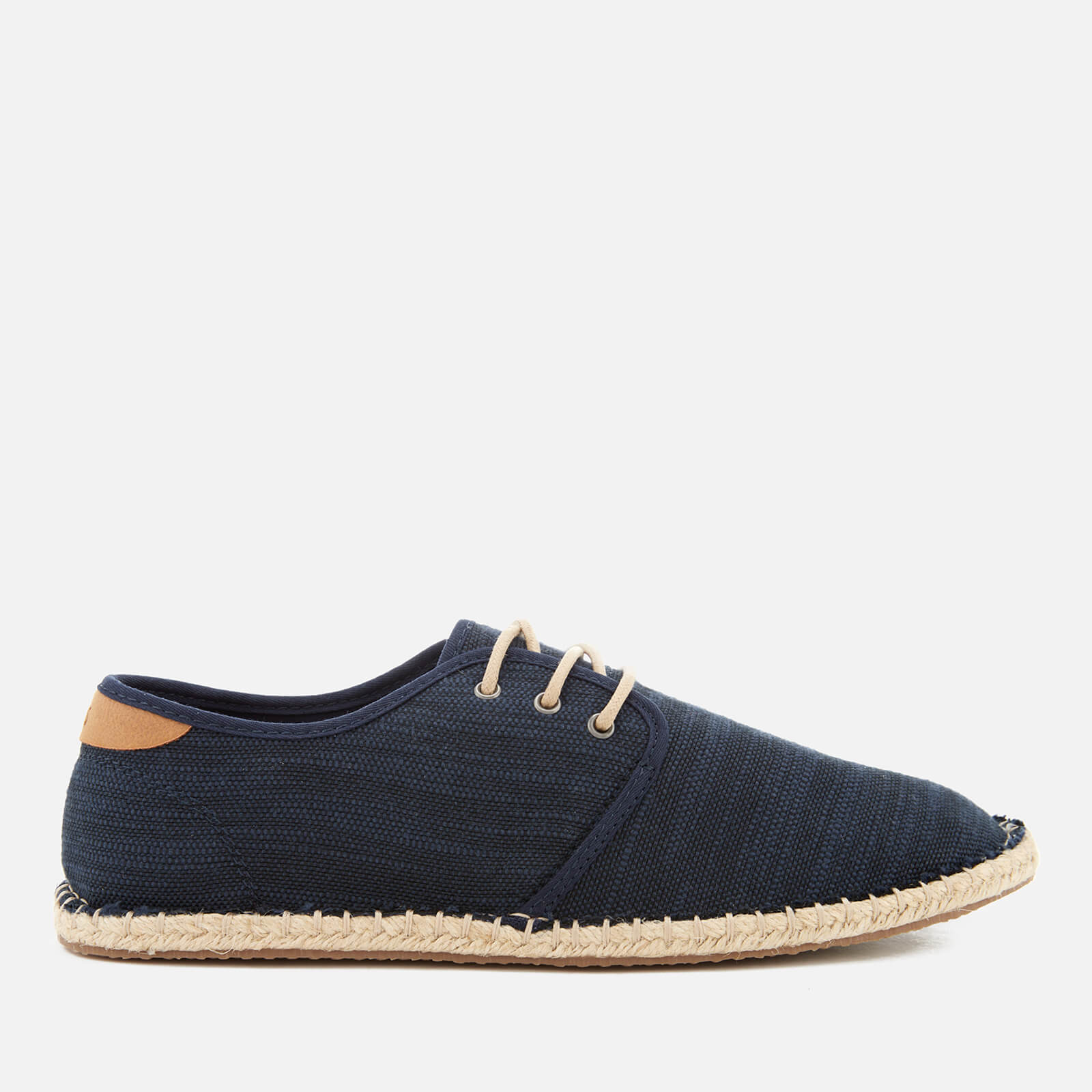 a59b63ecfae7f TOMS Men's Diego Canvas Lace Up Espadrilles - Navy | FREE UK Delivery |  Allsole