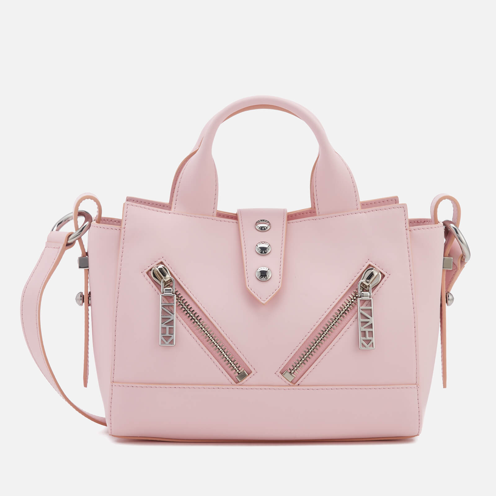 83ab361e6b8 KENZO Women's Kalifornia Mini Tote Bag - Pink - Free UK Delivery over £50