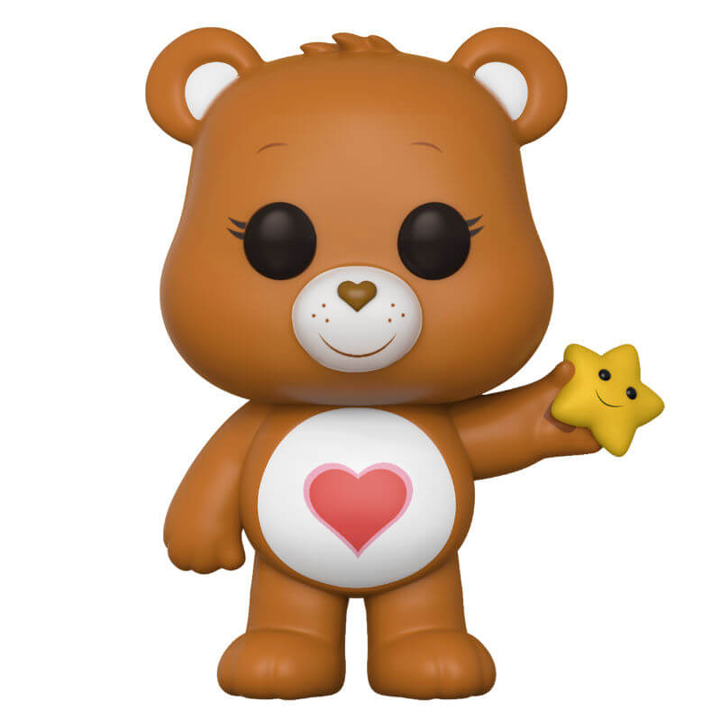 Care Bears Tenderheart Bear Pop! Vinyl Figure