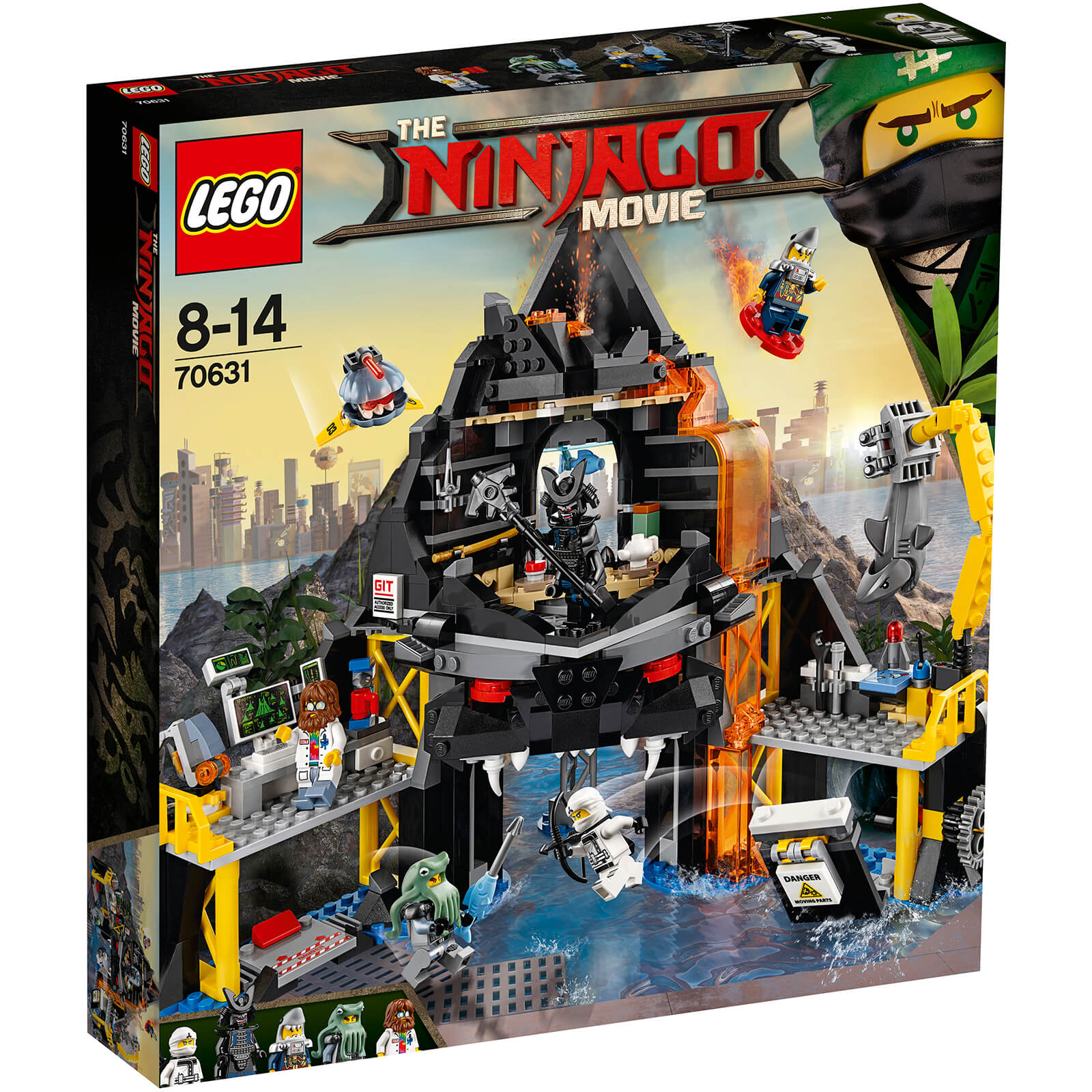 The LEGO Ninjago Movie: Garmadon