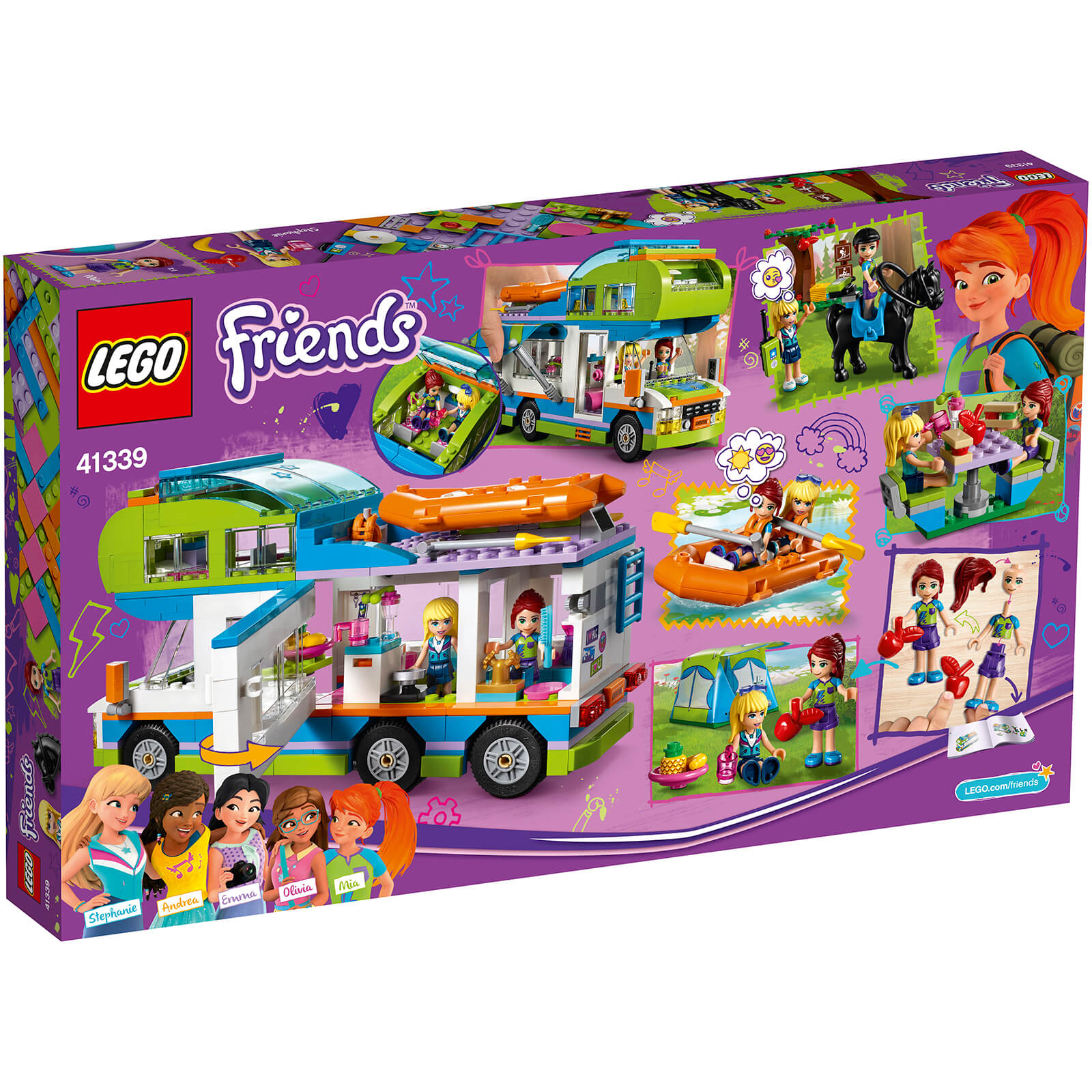 LEGO Friends: Mia