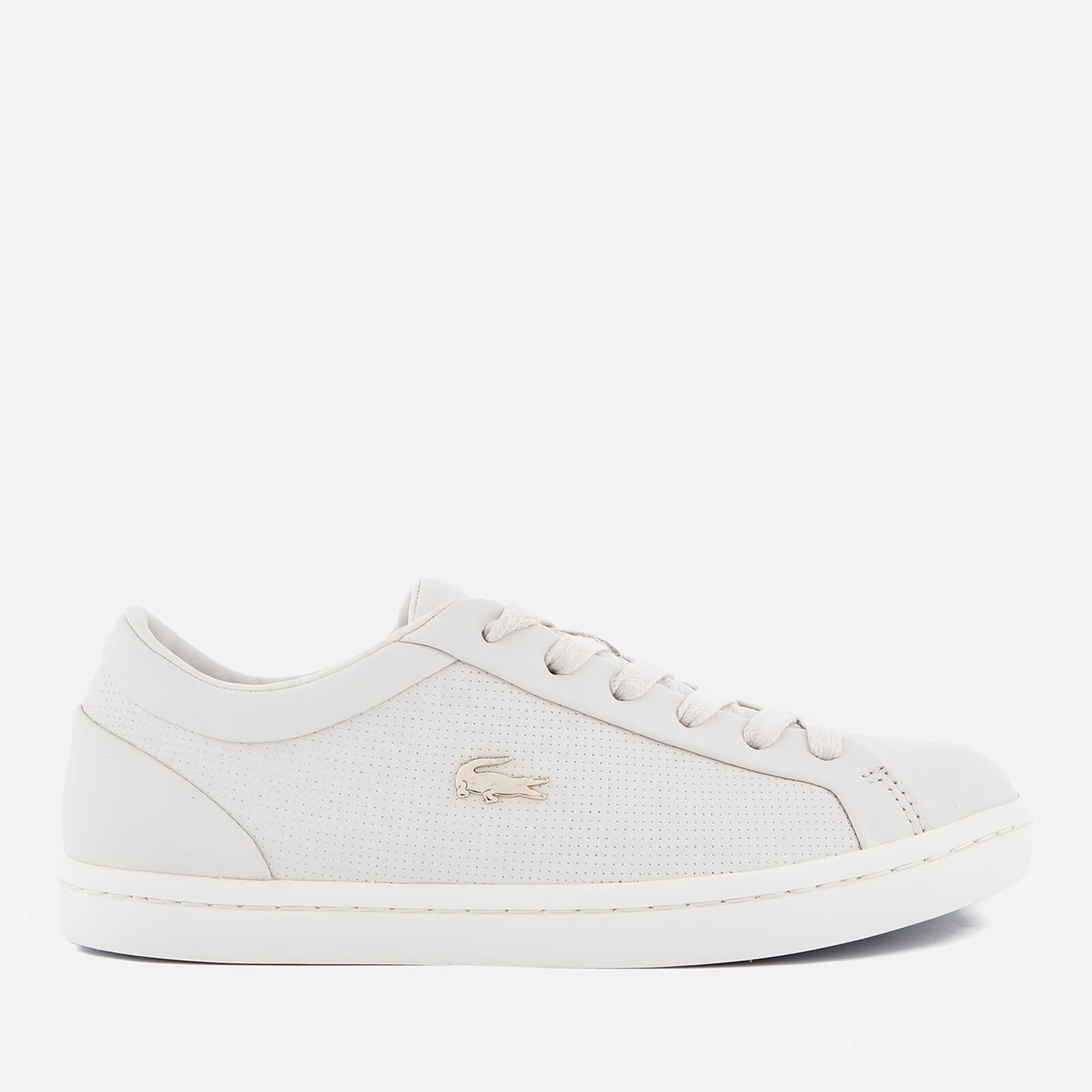 Leather Cupsole Trainers