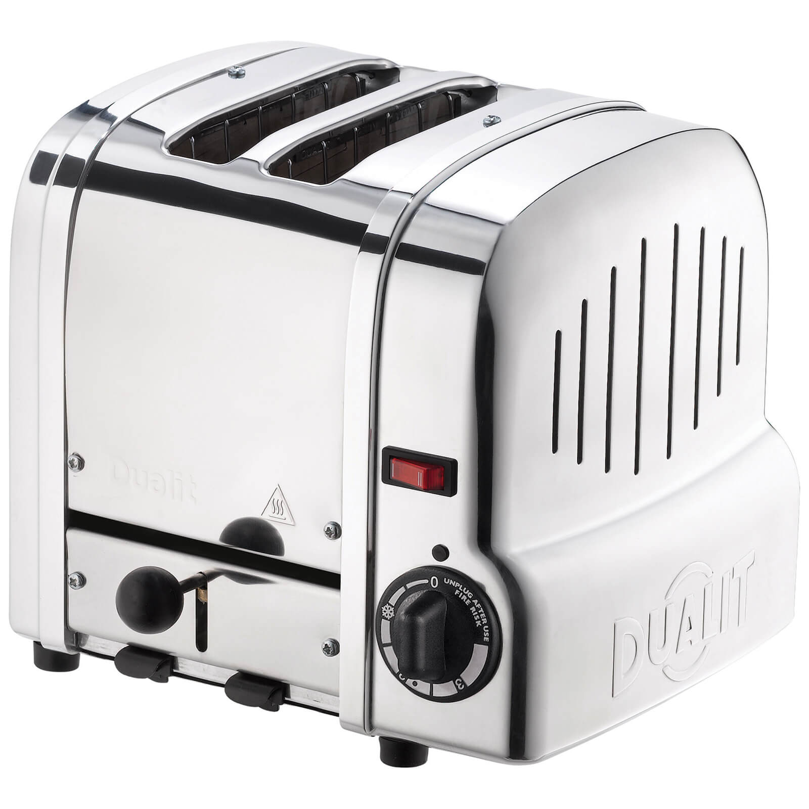 Dualit 27360 Classic Origins 2 Slot Toaster - Polished