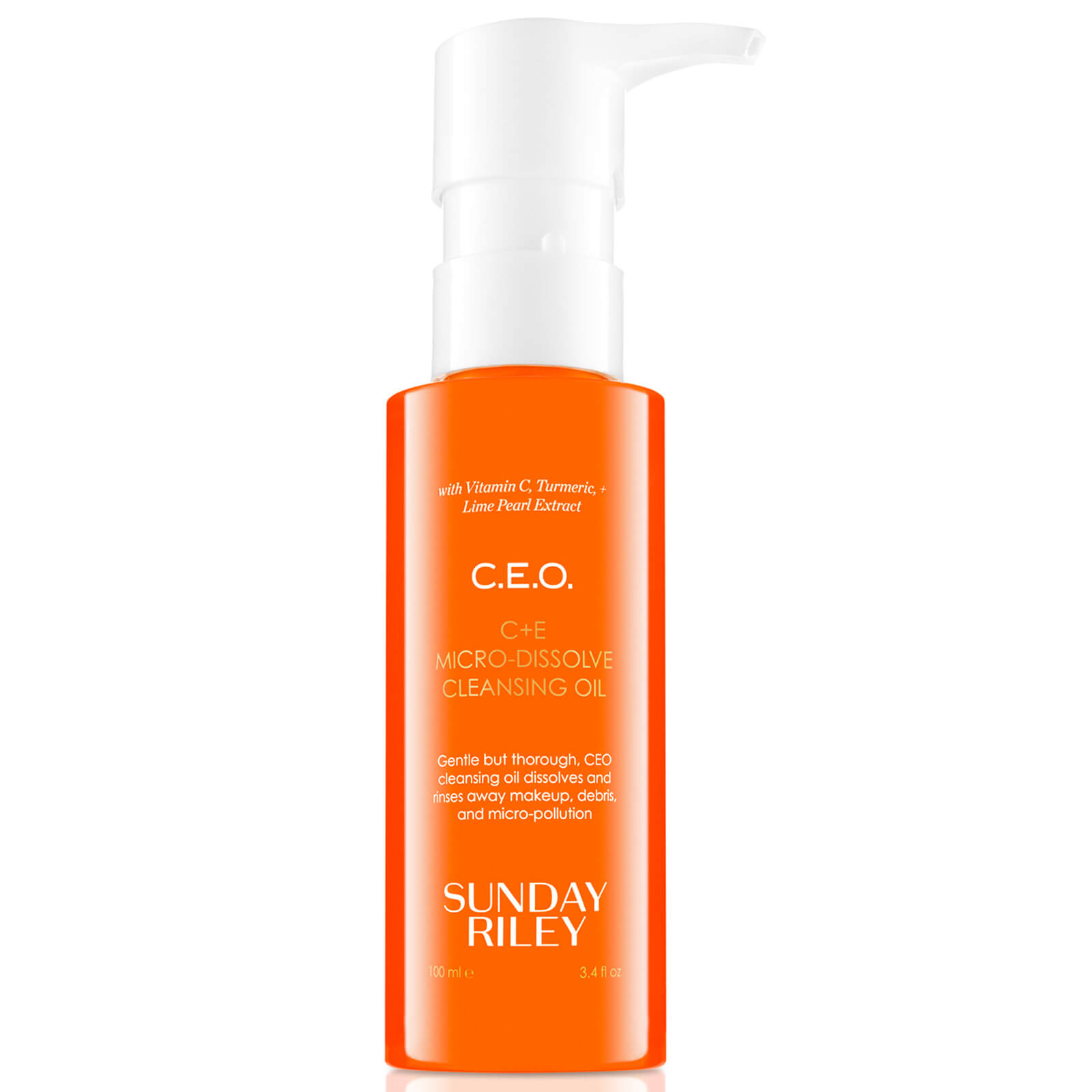 Sunday Riley C.E.O. C+E Micro-Dissolve Cleansing Oil 3.6 oz