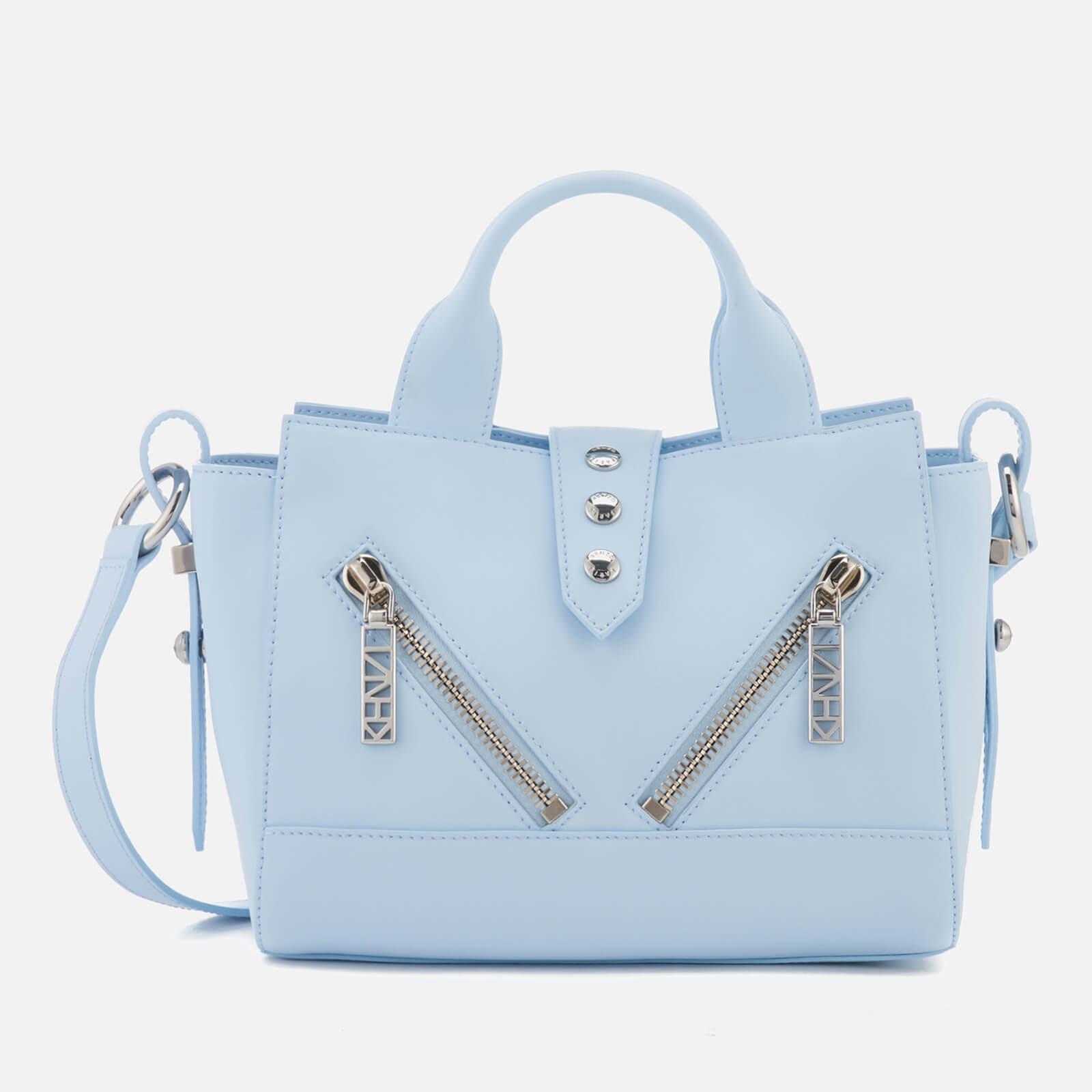 b2163ae8 KENZO Women's Kalifornia Mini Tote Bag - Sky Blue - Free UK Delivery over  £50