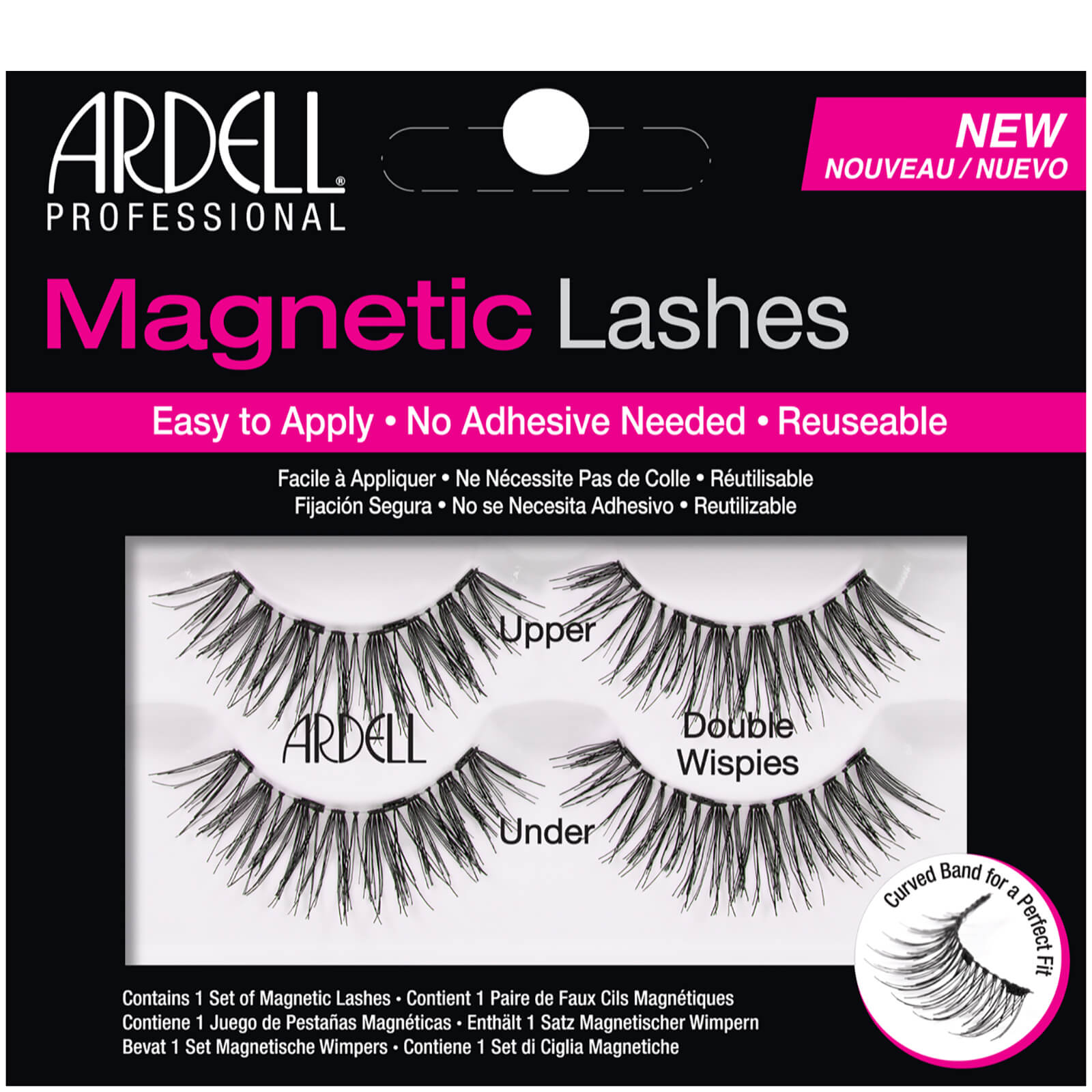 81889dd1555 Ardell Magnetic Lash Wispies False Eyelashes - FREE Delivery