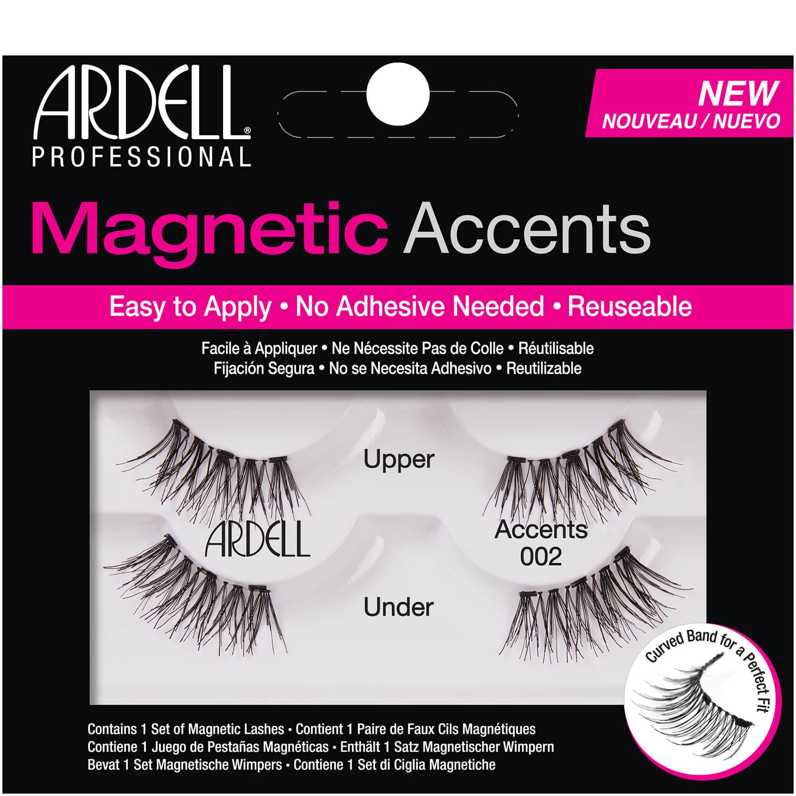 f0be819166f Ardell Magnetic Lash Natural Accents 002 False Eyelashes   Free Shipping    Lookfantastic