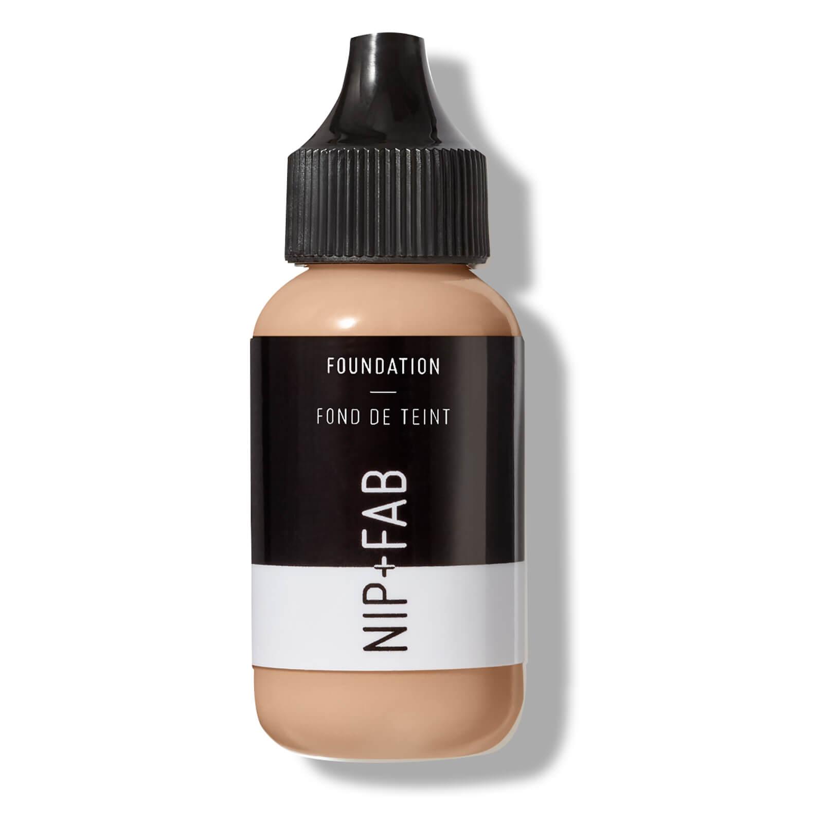 Nipfab Make Up Foundation 30ml Various Shades Free Shipping