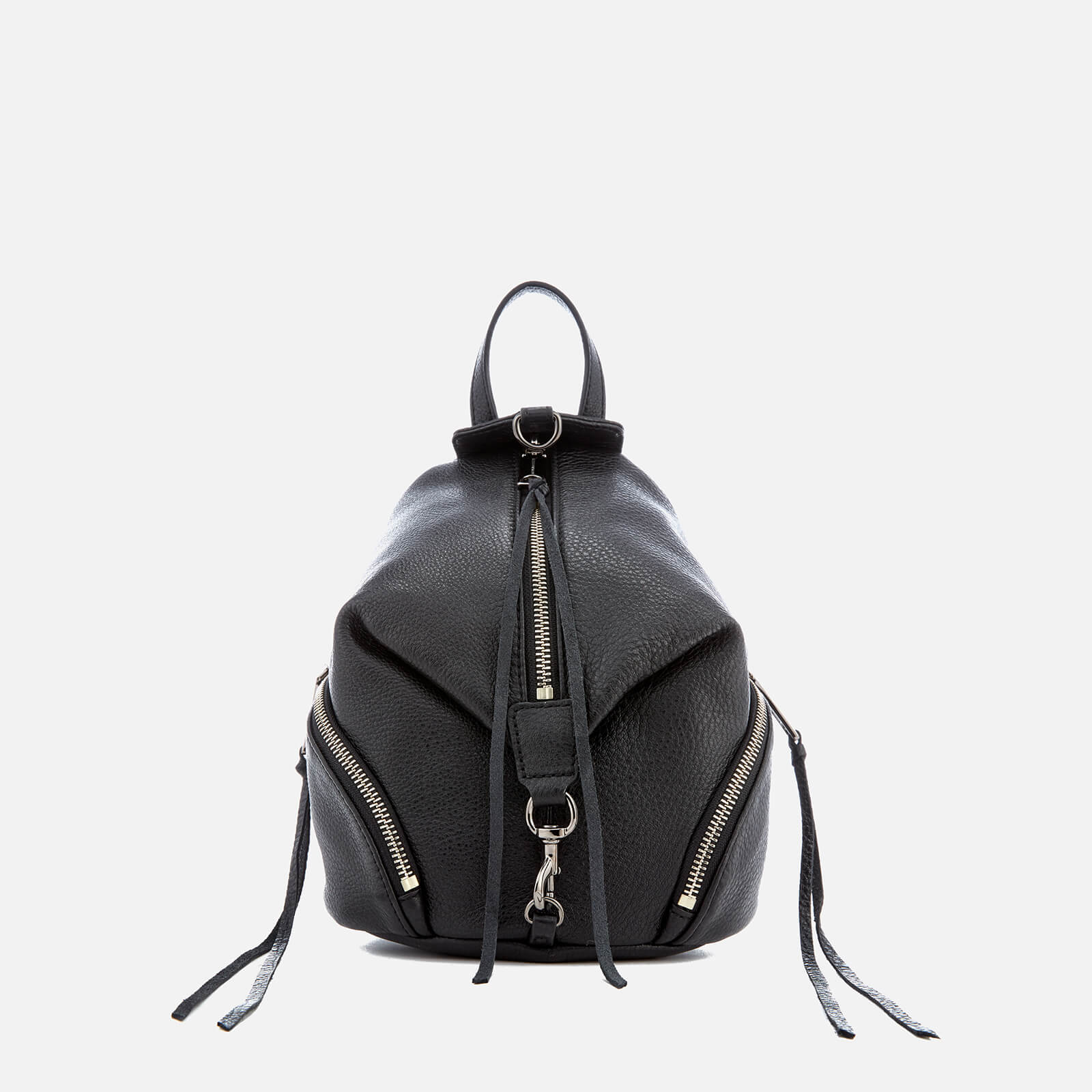 e335b1741563 Rebecca Minkoff Women s Convertible Mini Julian Backpack - Black ...