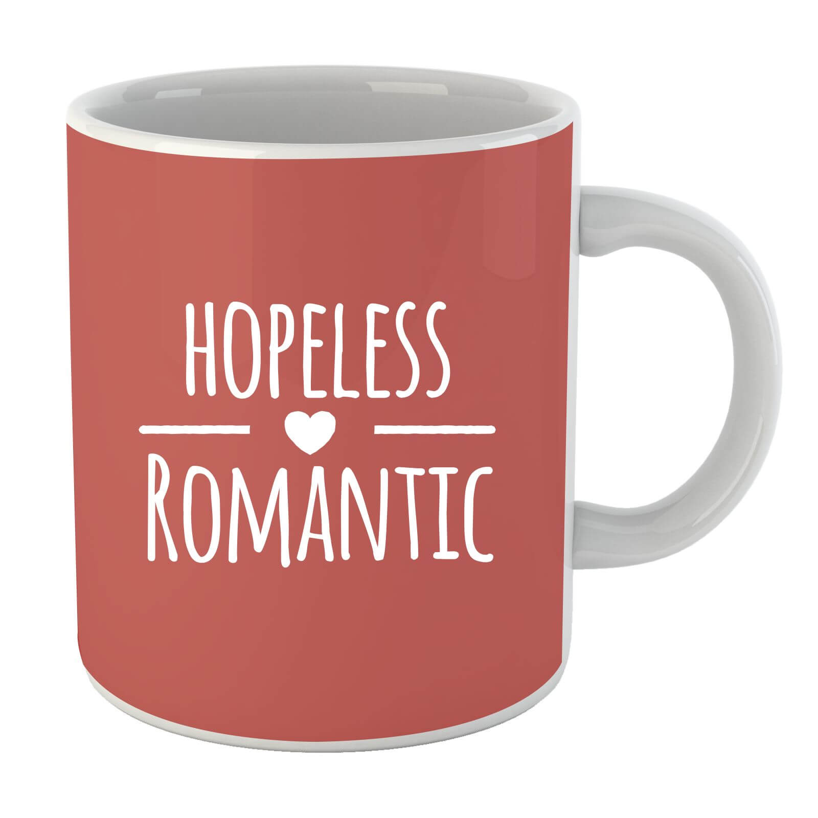 Hopeless Romantic Mug