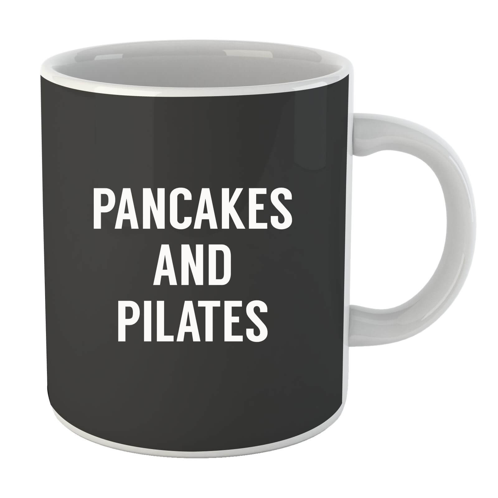Pancakes and Pilates Mug