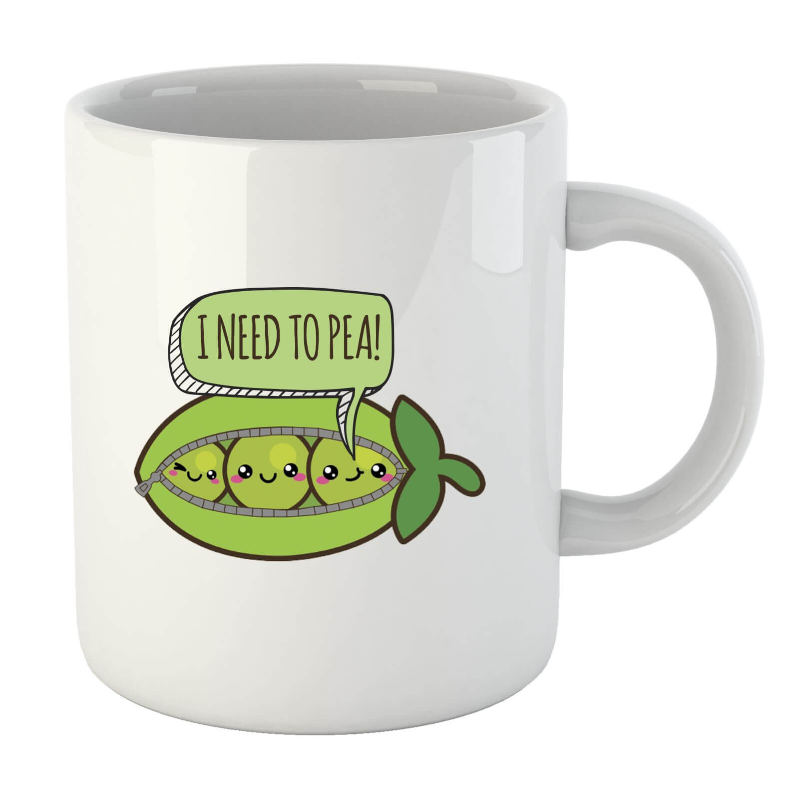 I need to Pea Mug