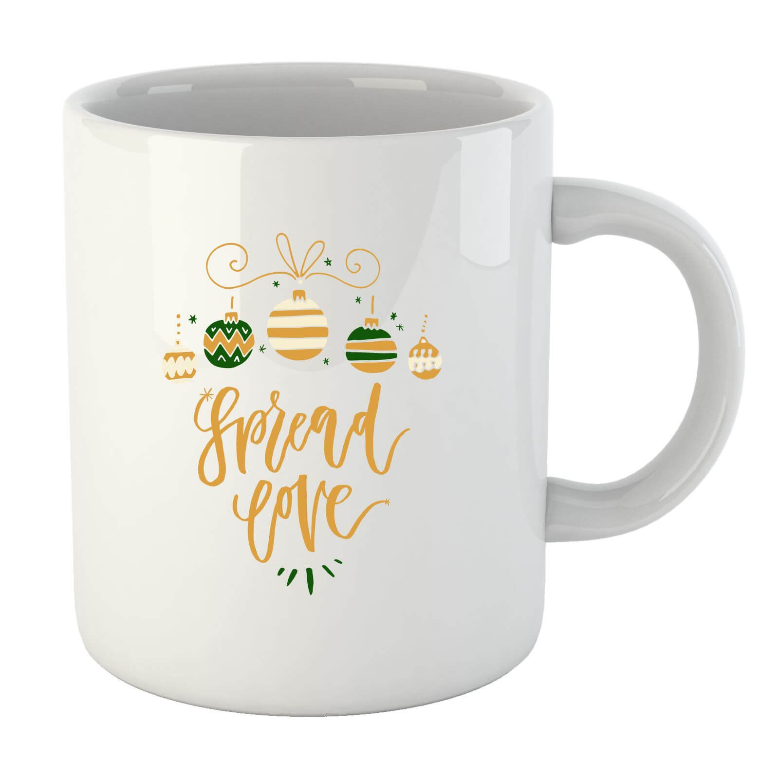 Spread Love Bauble Mug