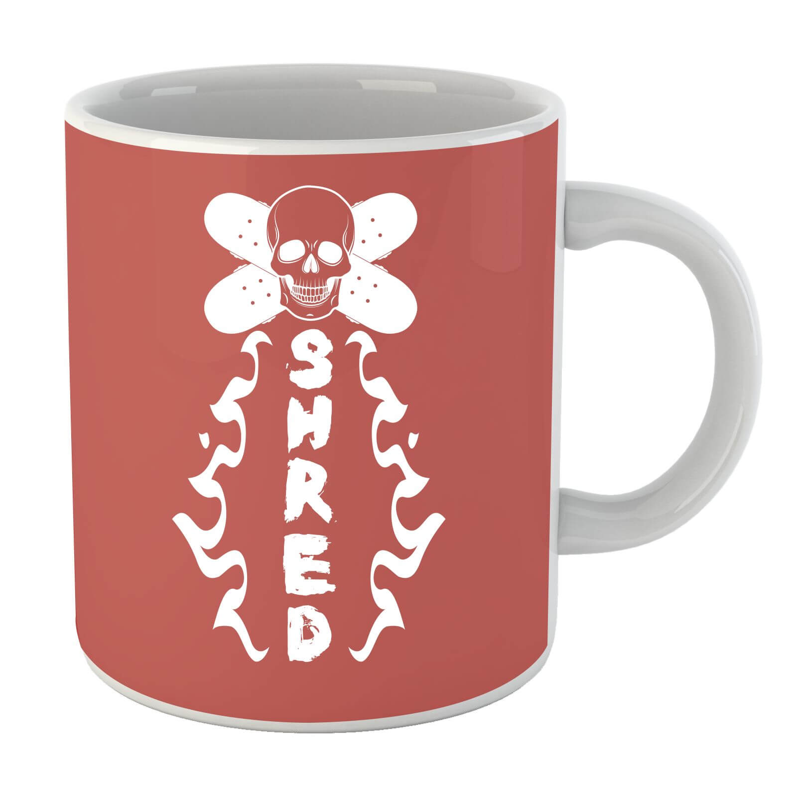 Shred Skateboards Mug