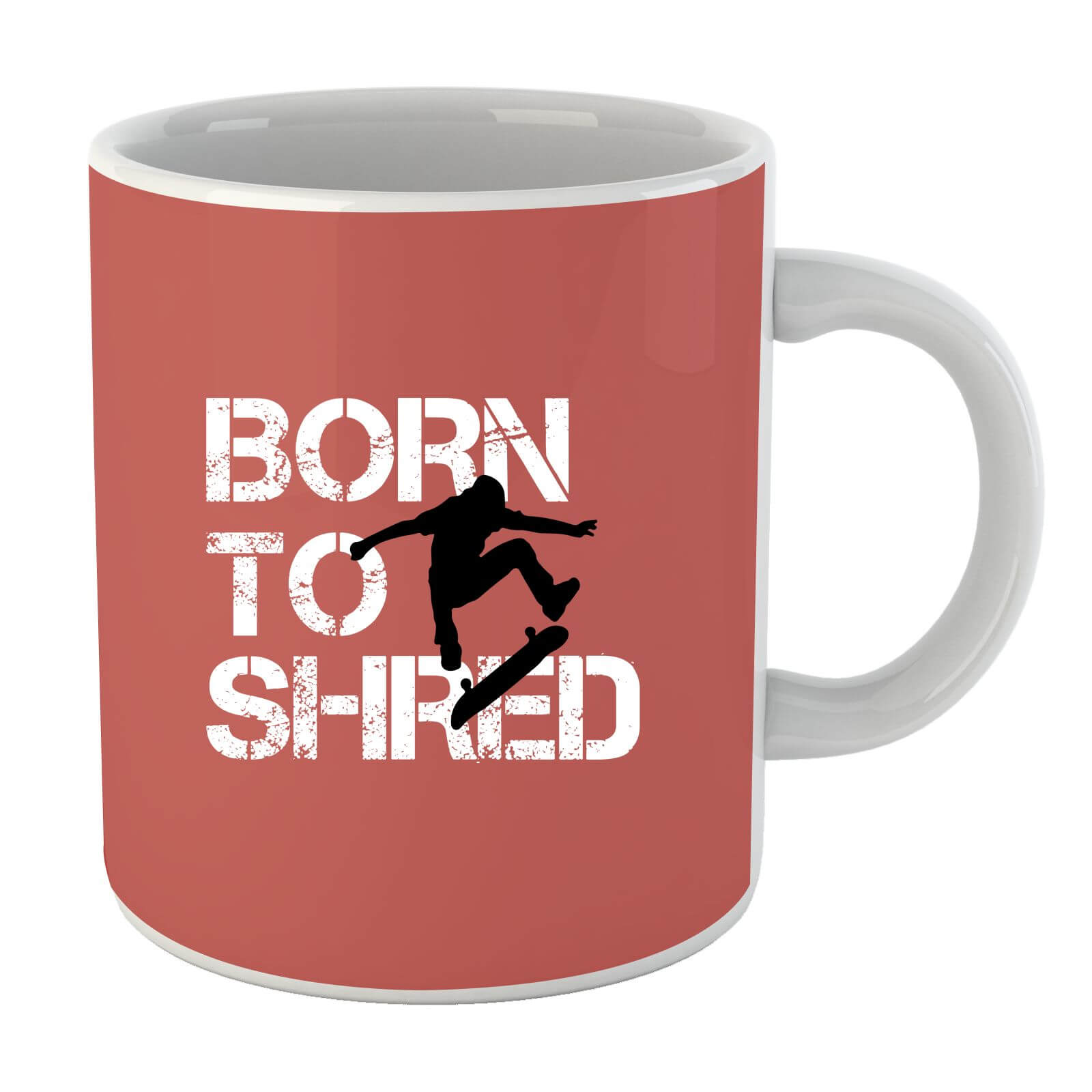 Born to Shred Mug