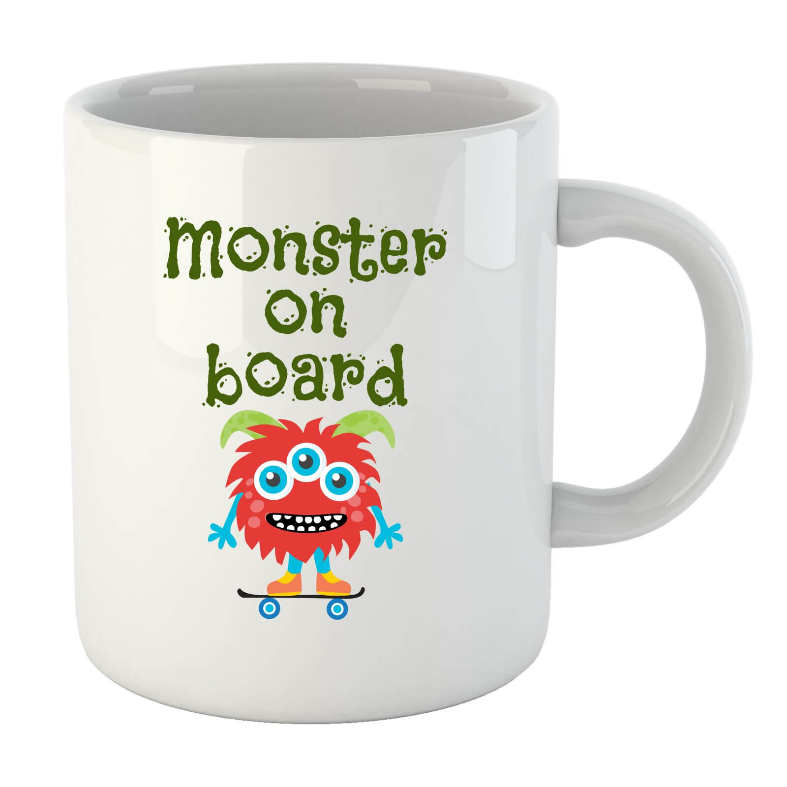 Tasse Monster on Board
