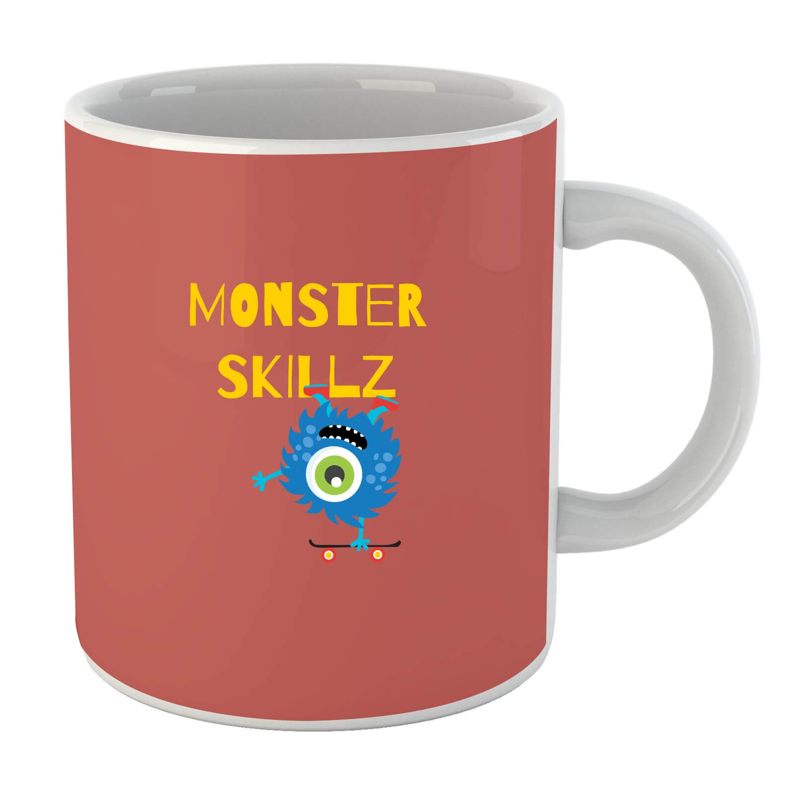 Monster Skillz Mug