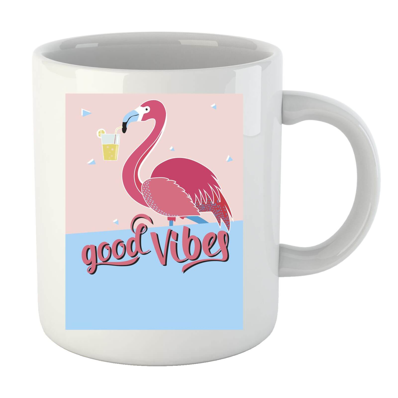 Good Vibes Flamengo Mug