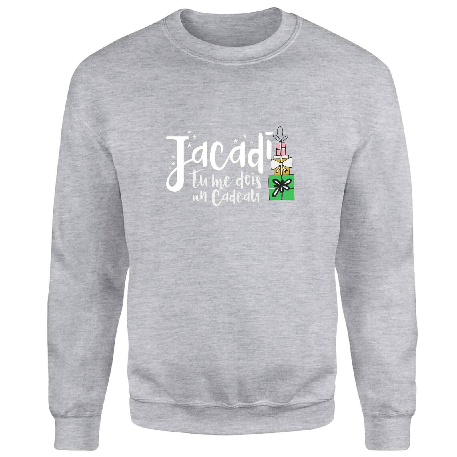 Jacadi Sweatshirt - Grey