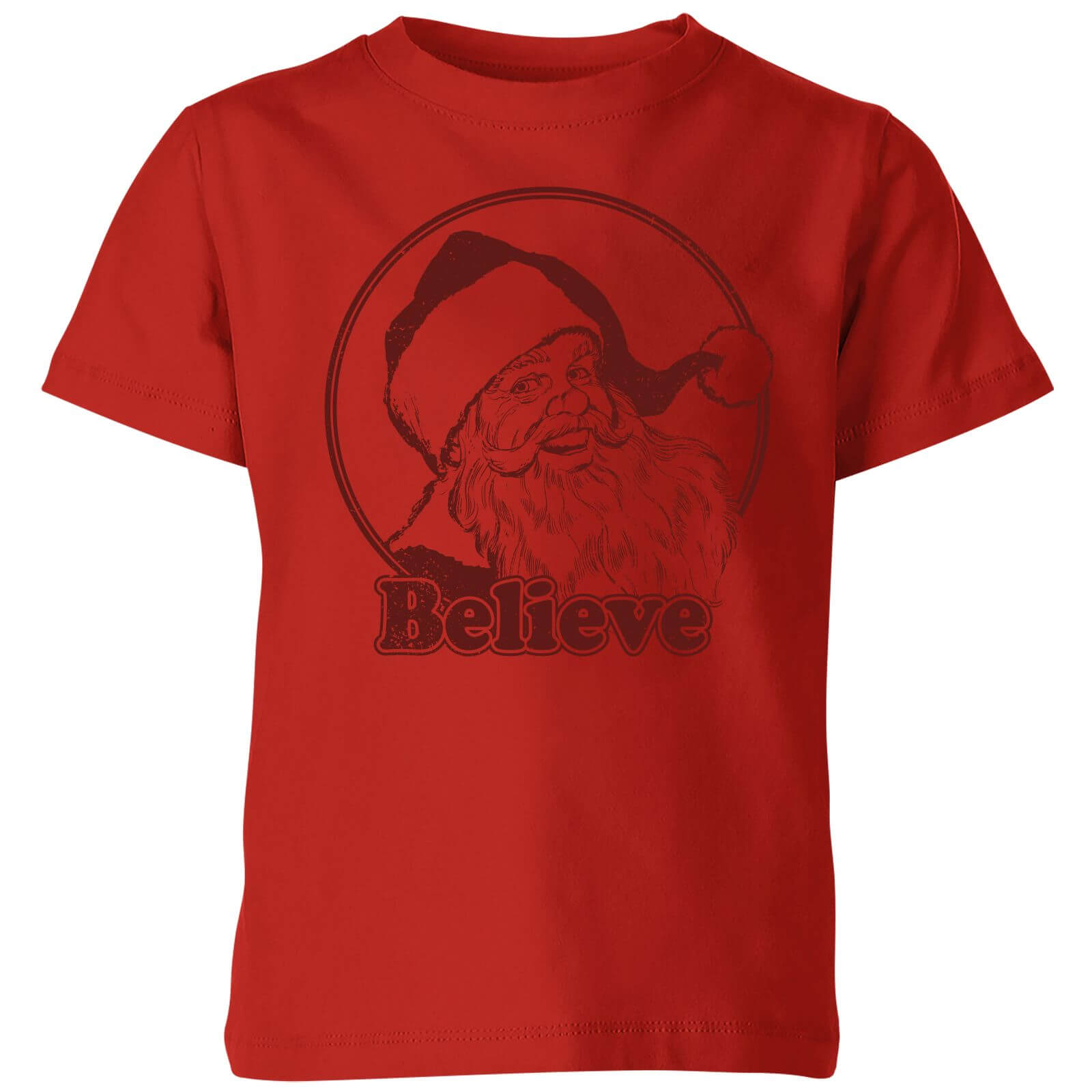 Believe Red Kids