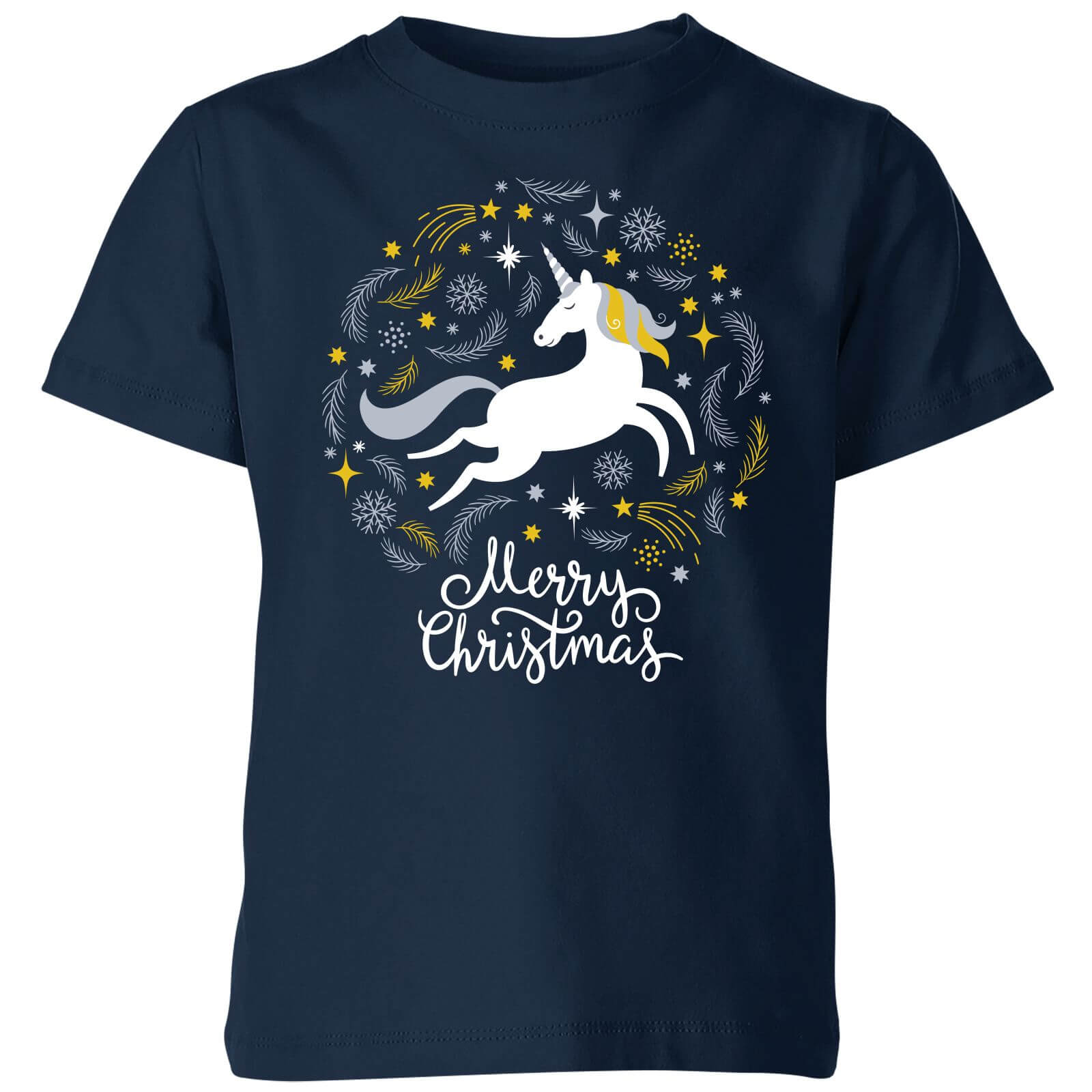 Unicorn Christmas Kids