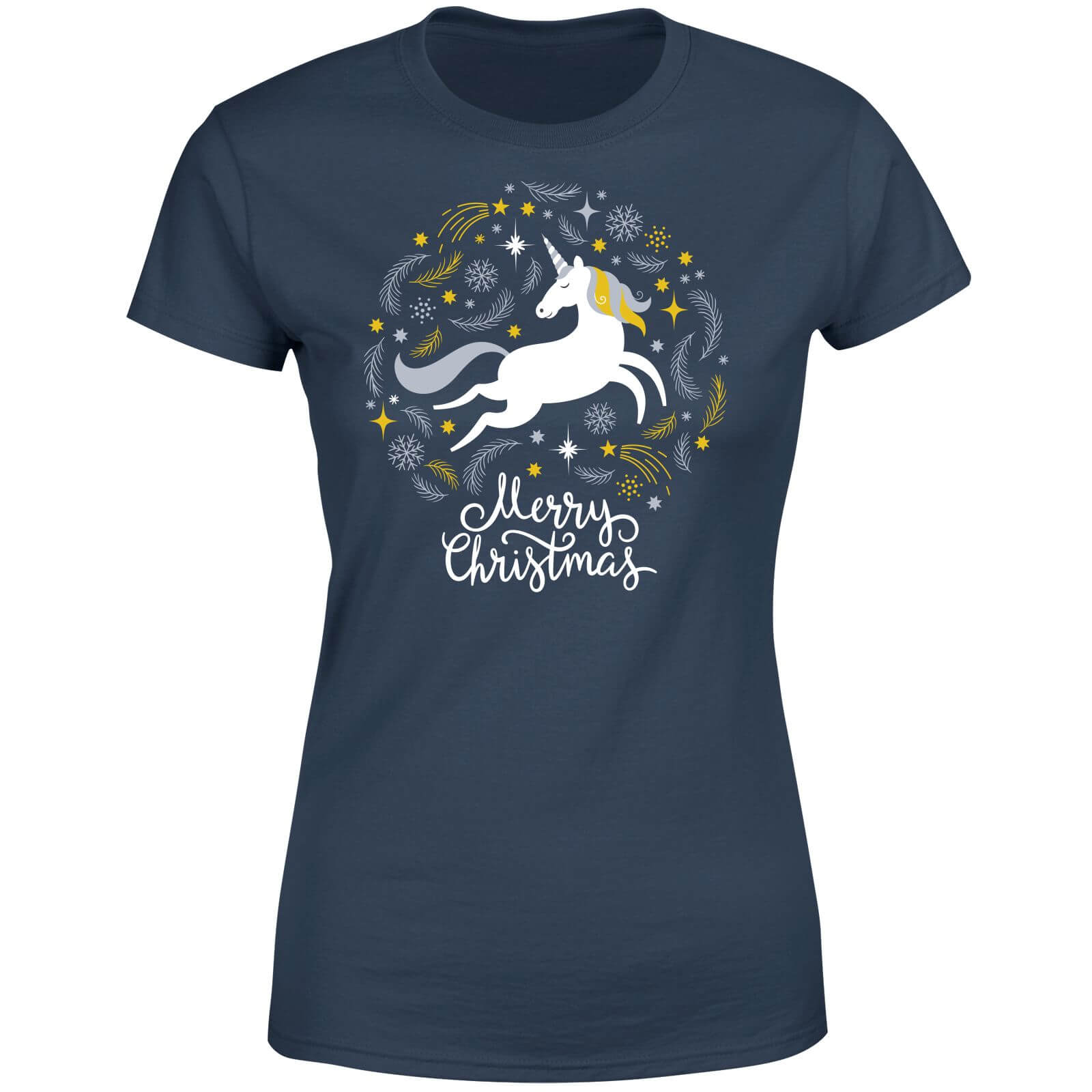 Unicorn Christmas Women