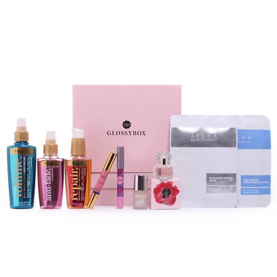 GLOSSYBOX October 2014
