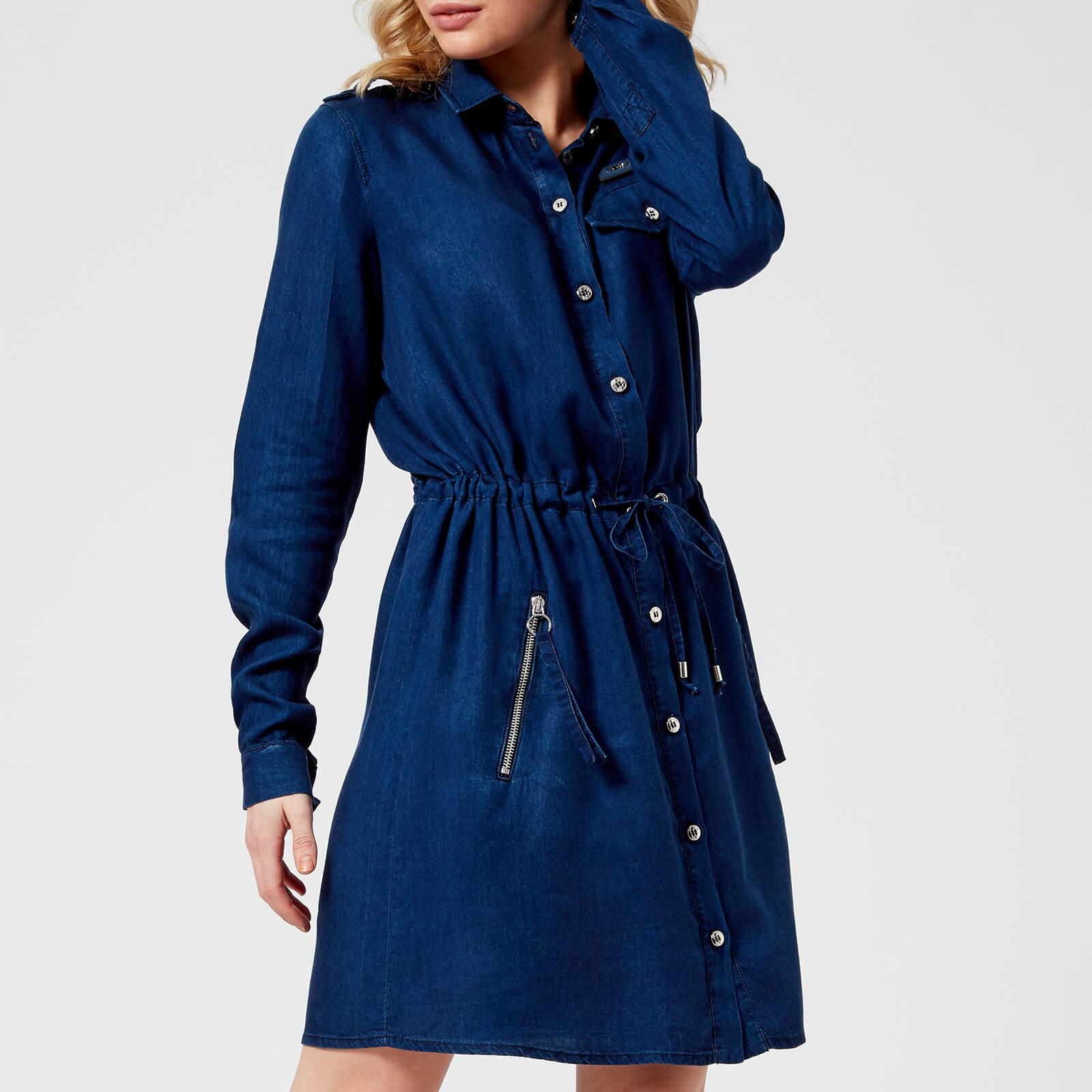 abc5efac1d2 Versace Jeans Blue Dress - Gomes Weine AG