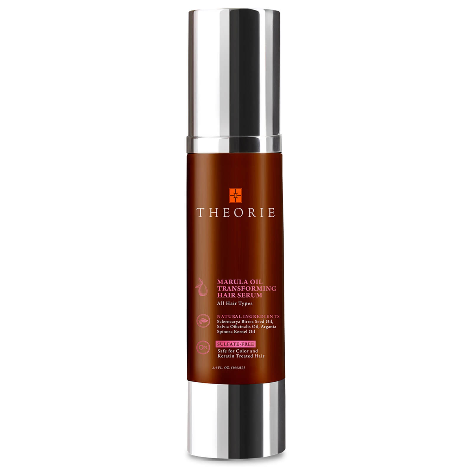 Theorie Marula Oil Transforming Hair Serum