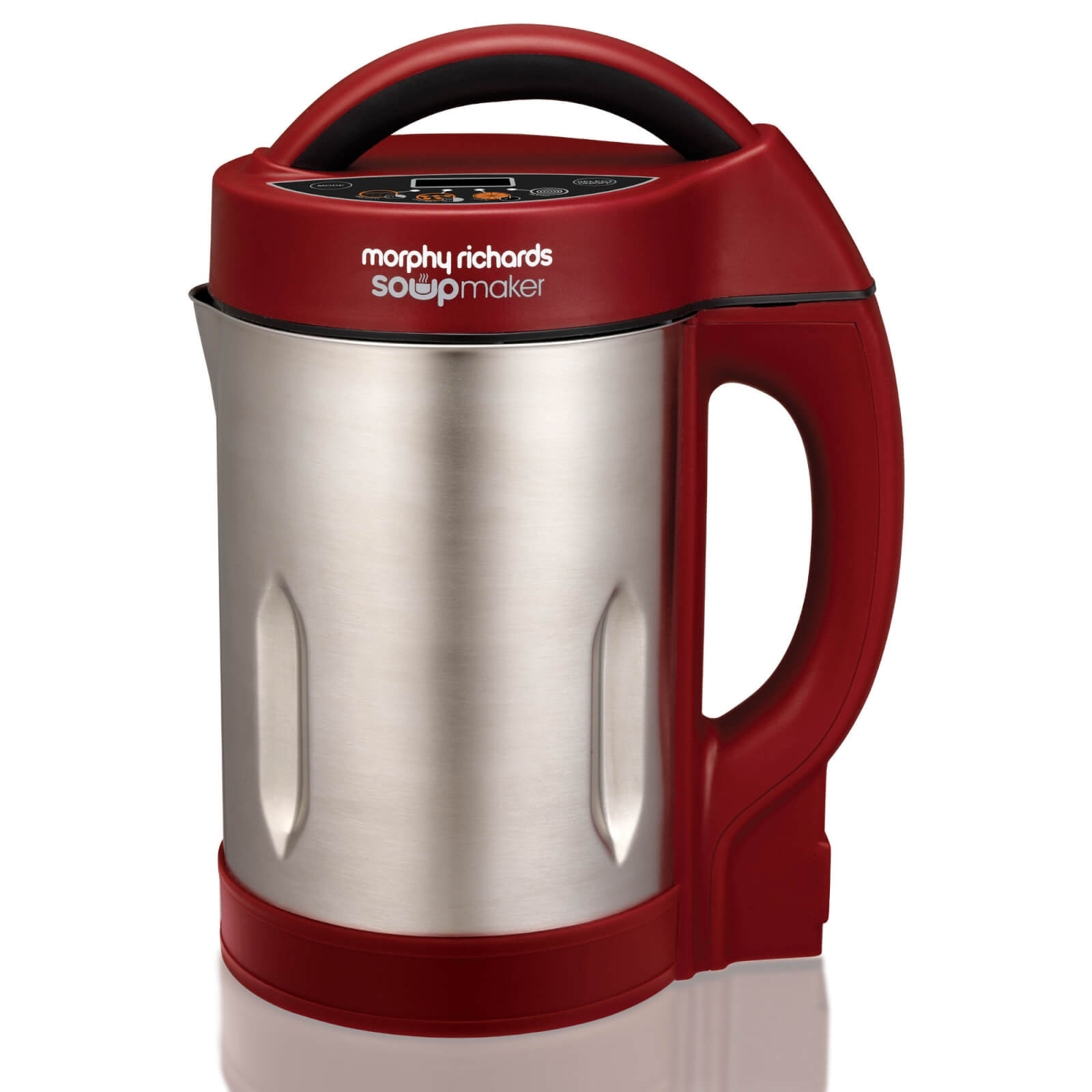 Morphy Richards 501018 Soup and Smoothie Maker - Red