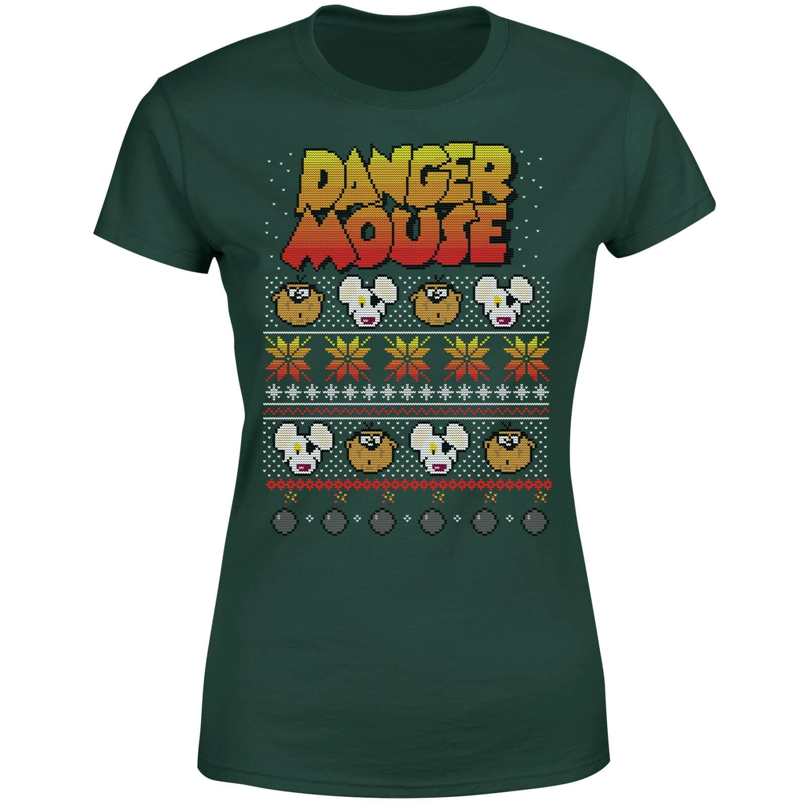 Danger Mouse Christmas Women