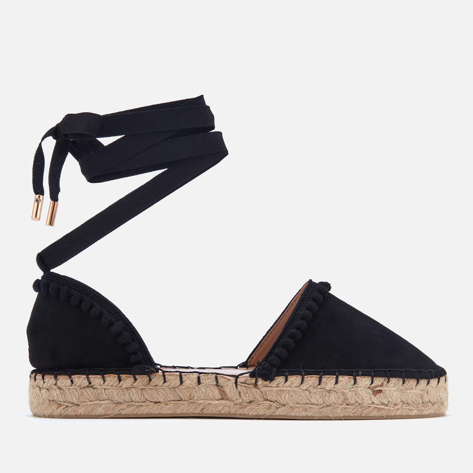 9a33c69f3be Miss KG Women's Dizzy Espadrille Sandals - Black
