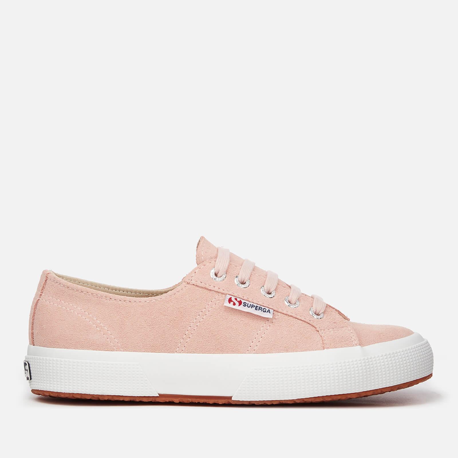 014a1efdb58 Superga Women s 2750 Sueu Trainers - Pink Skin Womens Footwear ...